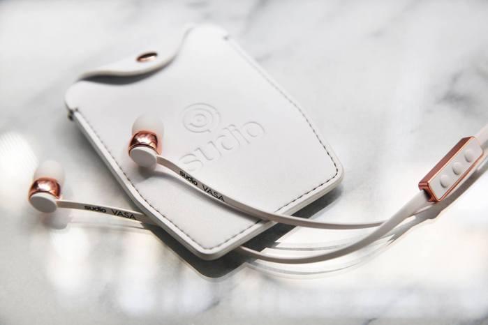 (複製)SUDIO|Vasa 耳道式耳機(Android系統專用)- 黑