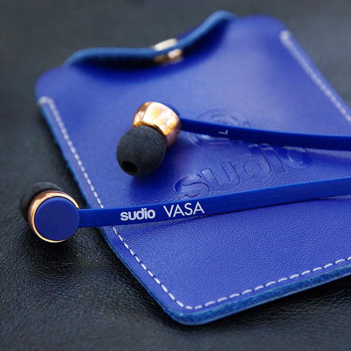 (複製)SUDIO|Vasa 耳道式耳機(iOS系統專用)- 黑