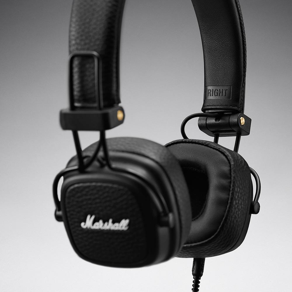 Marshall|Major III 耳罩式耳機 - 經典黑