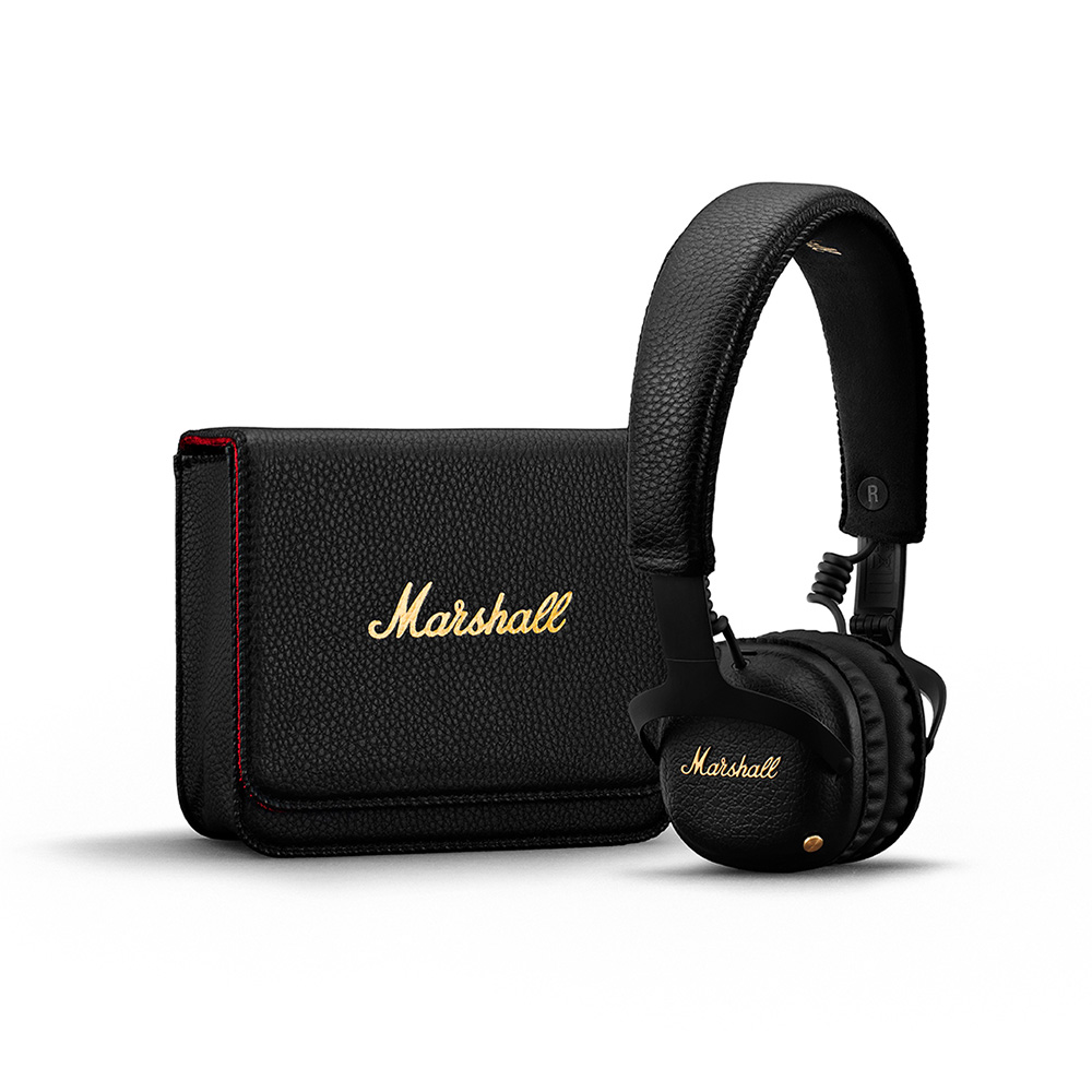 Marshall|MID A.N.C主動式抗躁藍牙耳機