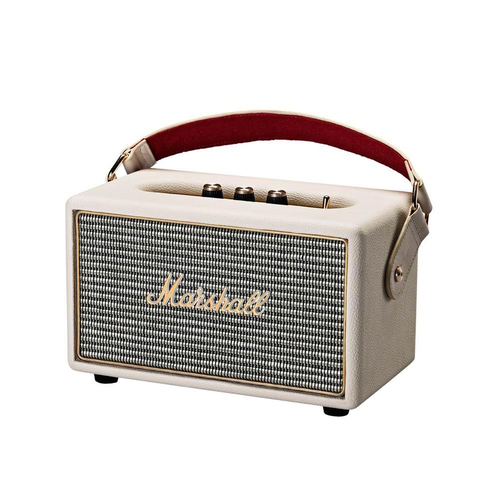 Marshall Kilburn 攜帶式藍牙喇叭-奶油白