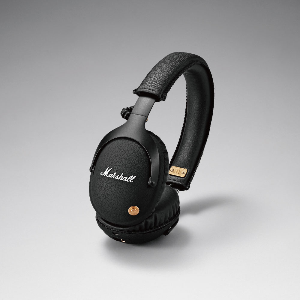 Marshall Monitor Bluetooth 旗艦藍牙耳機