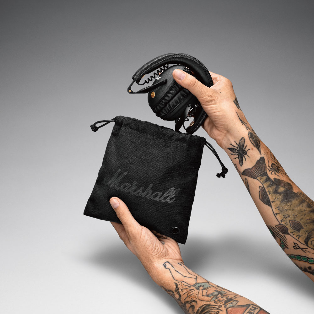 Marshall|Monitor Bluetooth 旗艦藍牙耳機