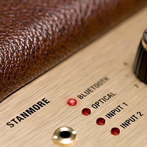 Marshall|Stanmore 藍牙喇叭-復古棕
