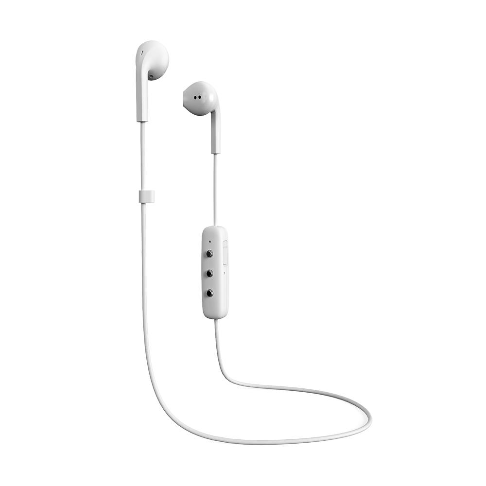 HAPPY PLUGS|Earbud Plus Wireless極致耳塞式藍牙耳機(羽翼白)