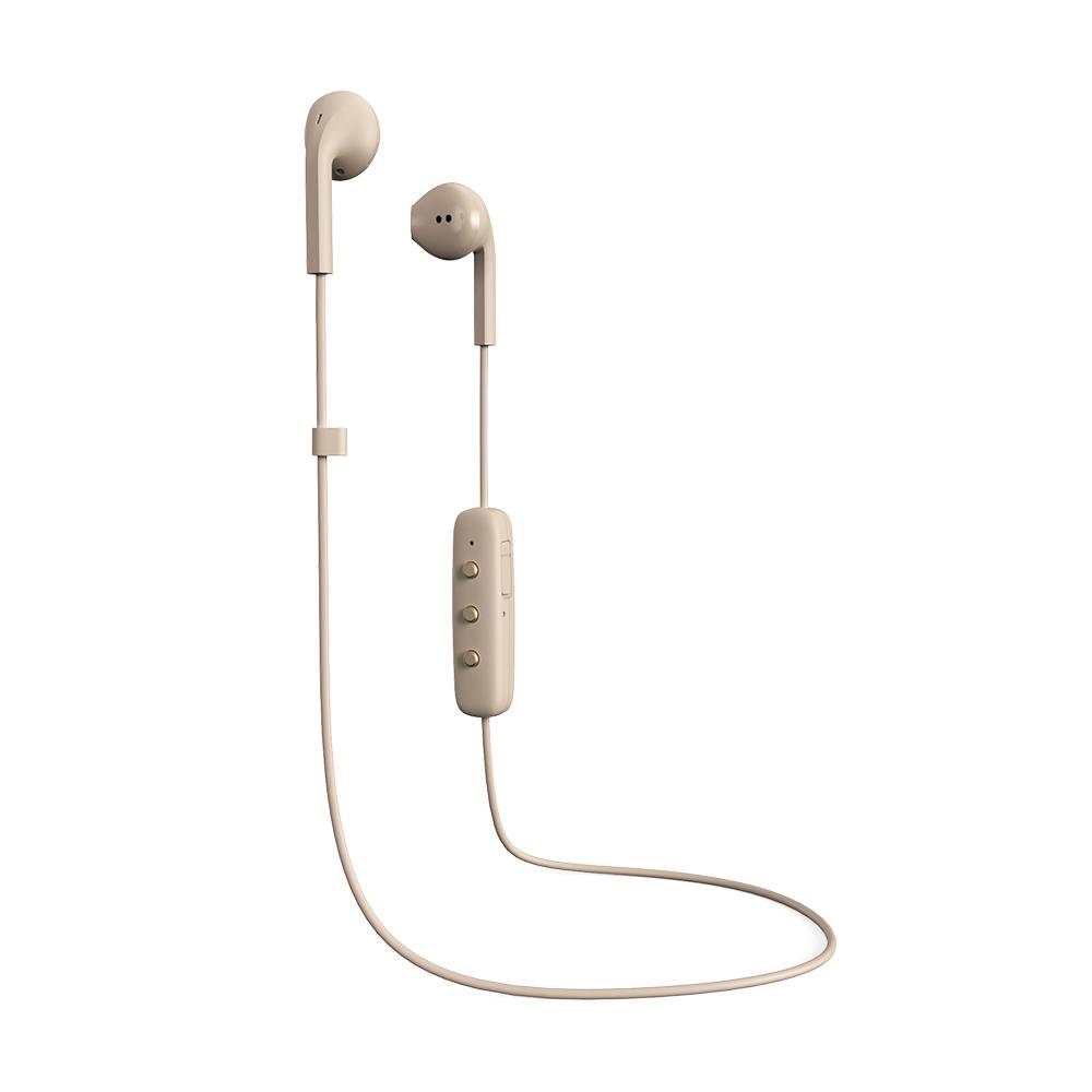 HAPPY PLUGS Earbud Plus Wireless極致耳塞式藍牙耳機(裸膚色)