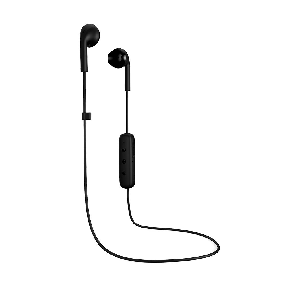 HAPPY PLUGS|Earbud Plus Wireless極致耳塞式藍牙耳機(精簡黑)