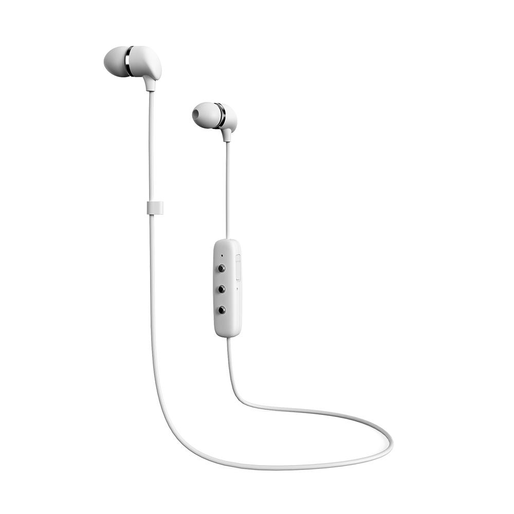 HAPPY PLUGS|In-Ear Wireless入耳式藍牙耳機(羽翼白)