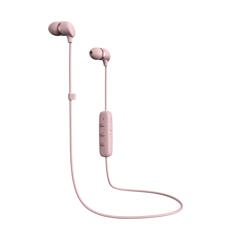 HAPPY PLUGS|In-Ear Wireless入耳式藍牙耳機(啞粉紅)