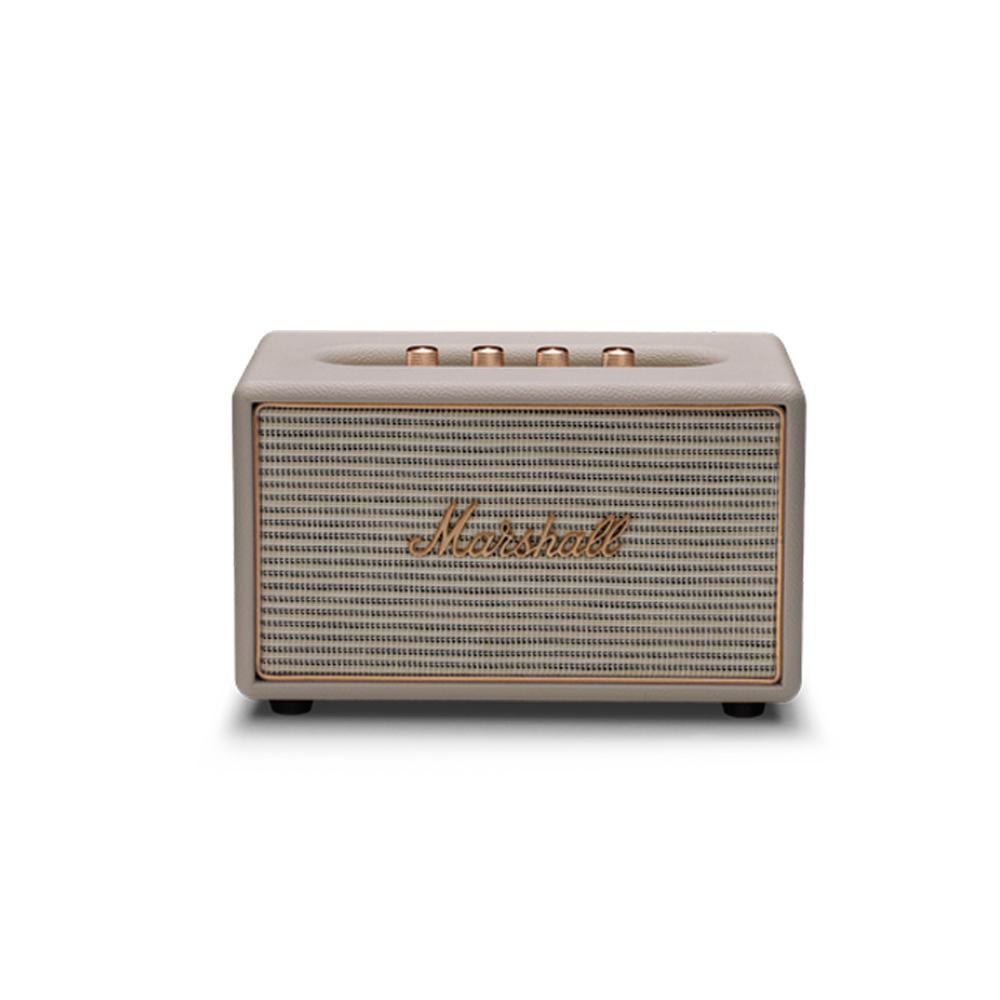 Marshall|ACTON Multi-room system無線多空間串流系統喇叭(奶油白)