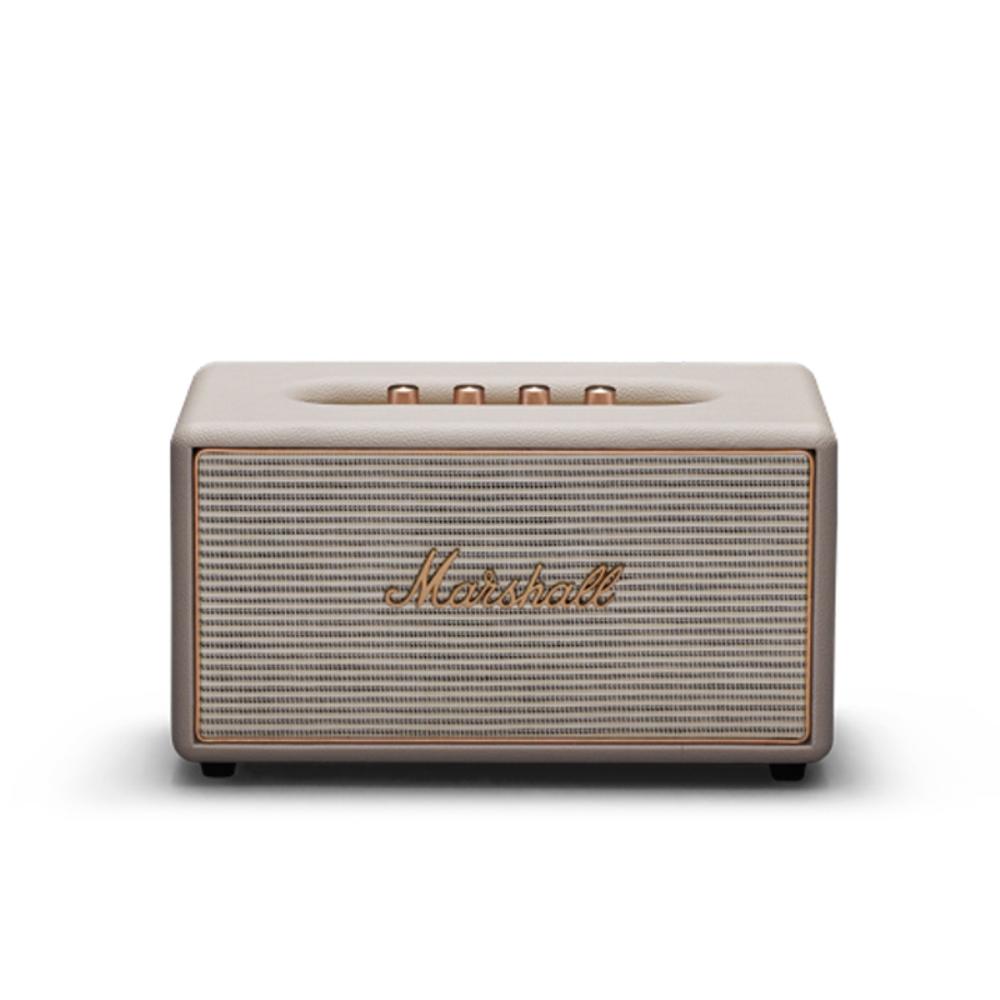 Marshall|STANMORE Multi-room system無線多空間串流系統喇叭(奶油白)