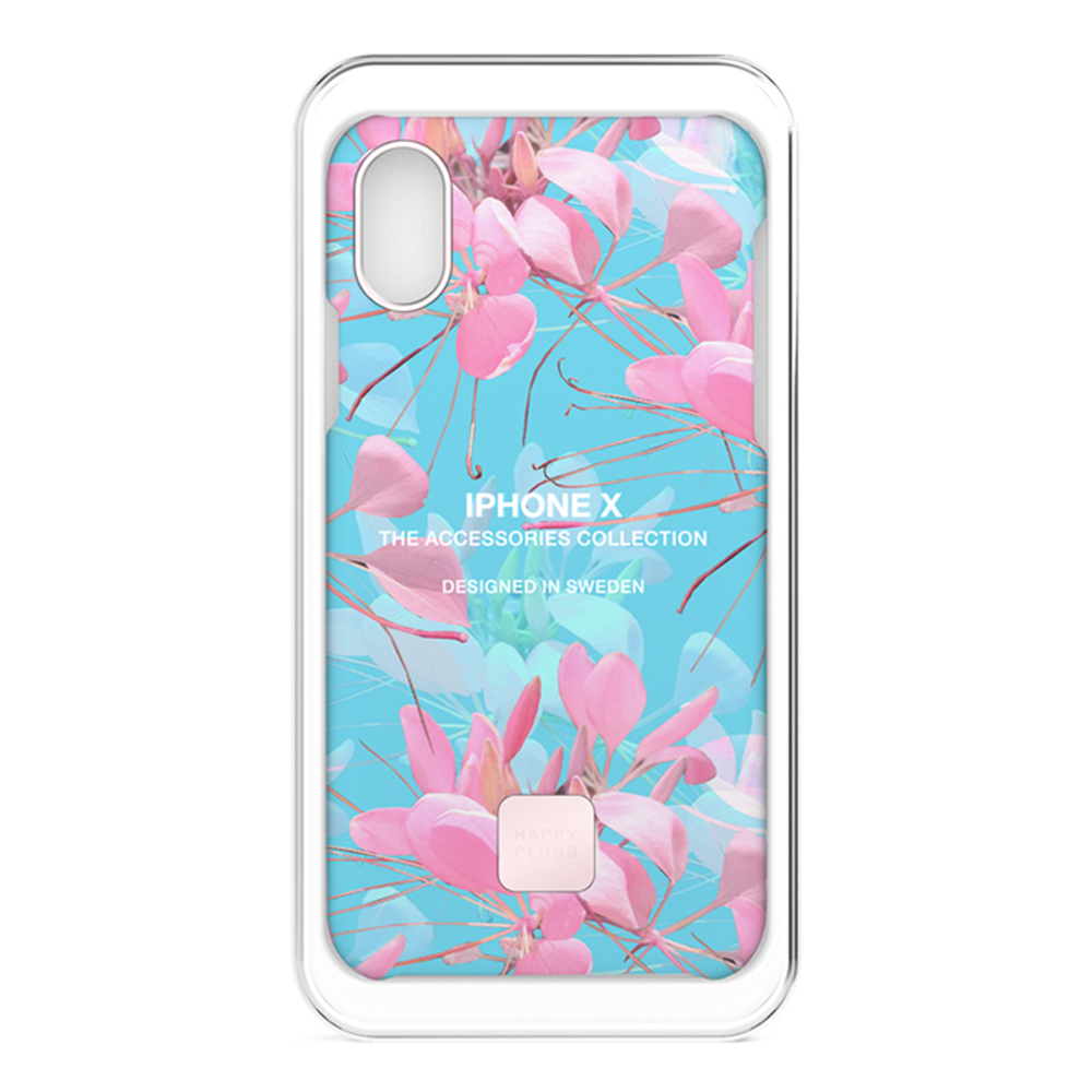 HAPPY PLUGS|iPhone手機殼 璀璨冶豔系列(Botanica Exotica異國花卉戀)