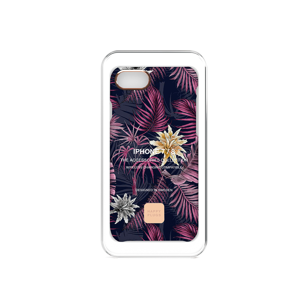 HAPPY PLUGS|iPhone手機殼 璀璨冶豔系列(Hawaiian Nights夏威夷狂夜)