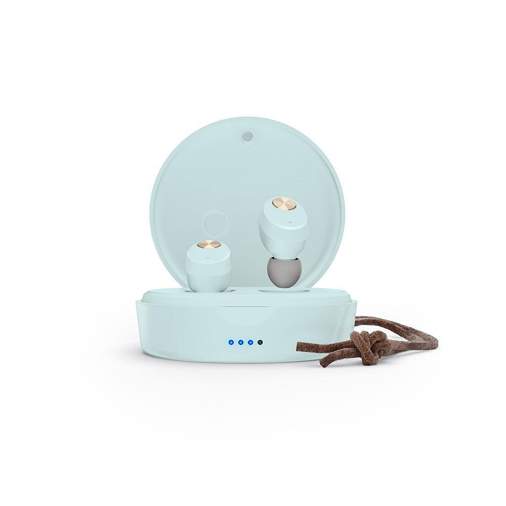 SUDIO  NIVA真無線藍牙耳道式耳機 (藍色)
