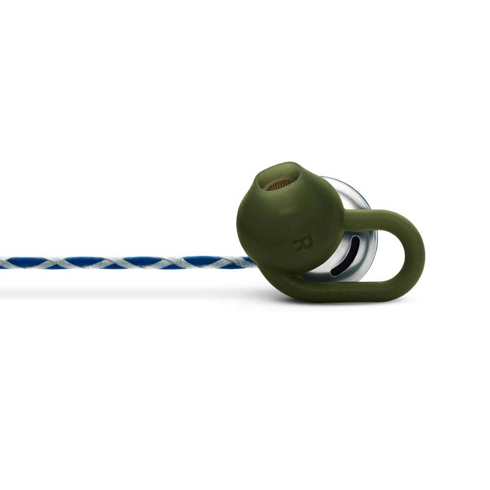 URBANEARS|Reimers 運動款耳塞式耳機(樂遊藍)