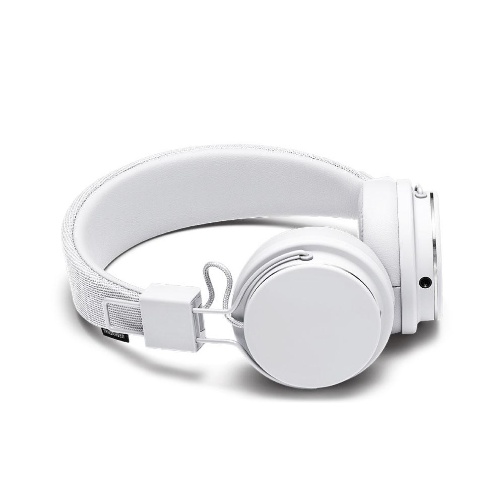 URBANEARS|Plattan II經典耳罩式耳機(羽翼白)