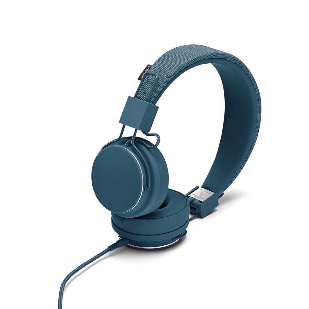 URBANEARS|Plattan II經典耳罩式耳機(湛藍)