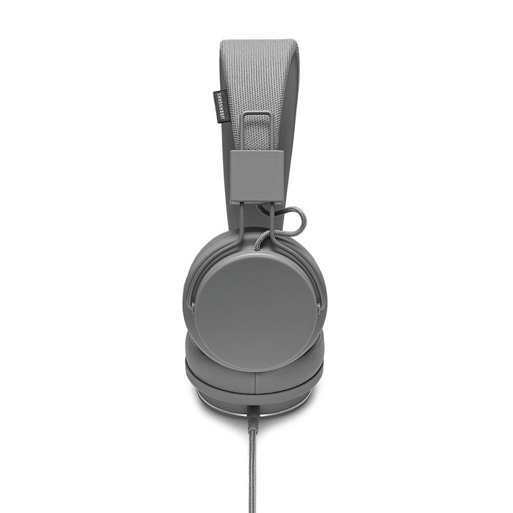 URBANEARS|Plattan II經典耳罩式耳機(深灰)