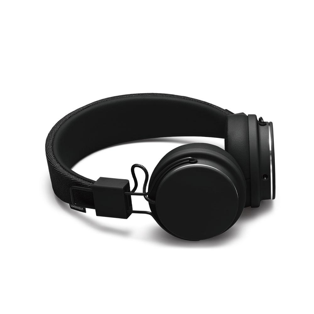 URBANEARS|Plattan II經典耳罩式耳機(精簡黑)