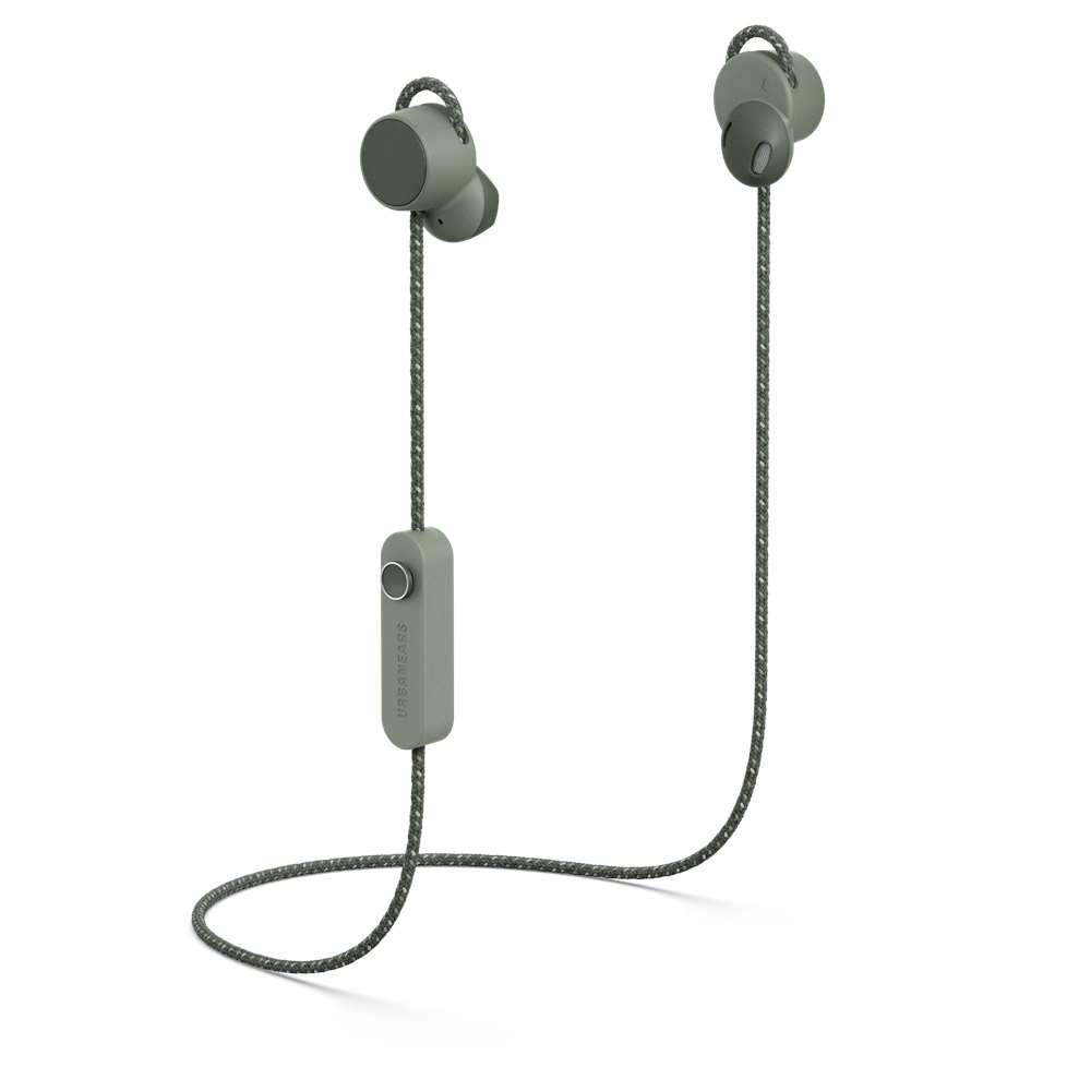 URBANEARS|JAKAN 藍牙耳塞式耳機(灰燼灰)