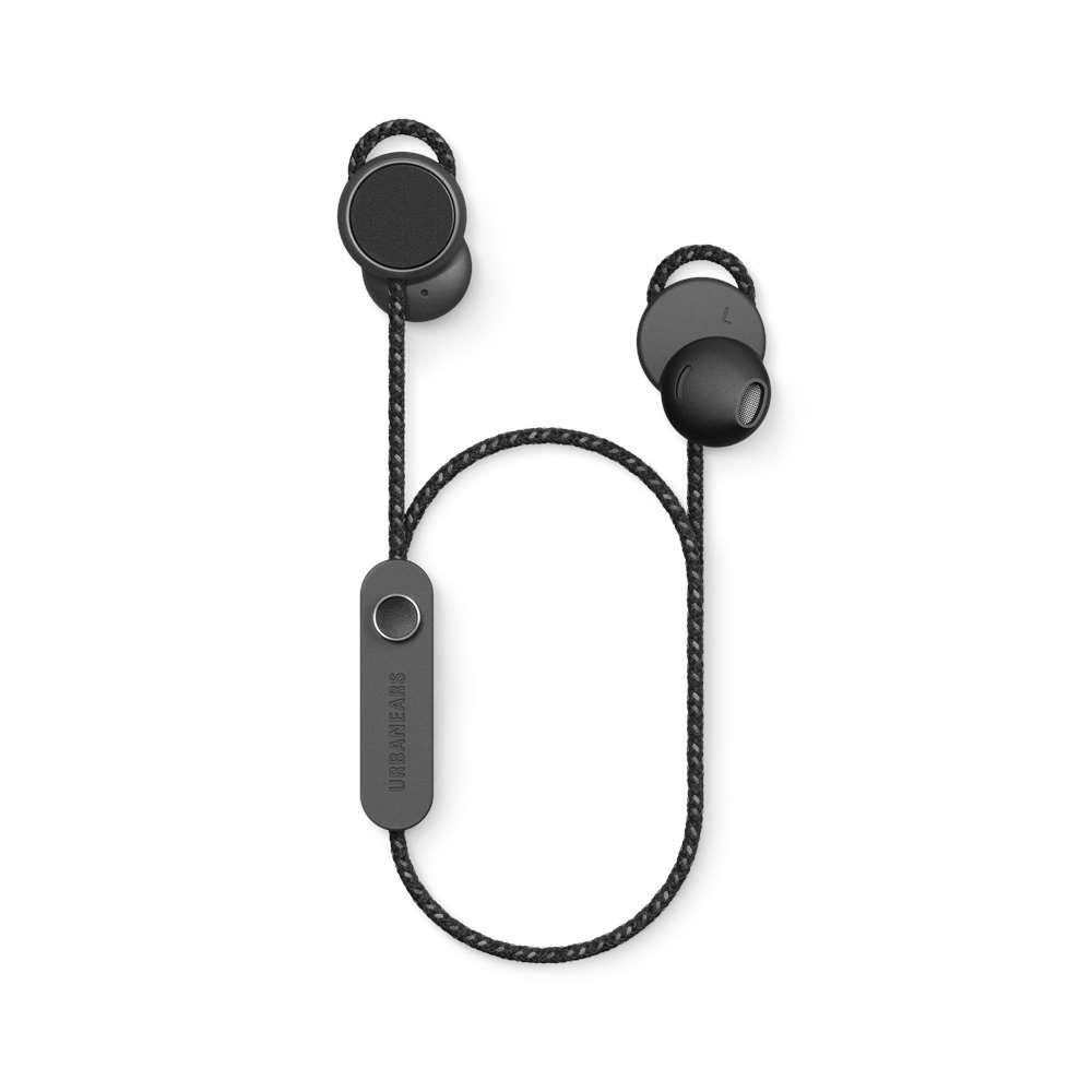 URBANEARS|JAKAN 藍牙耳塞式耳機(碳黑色)