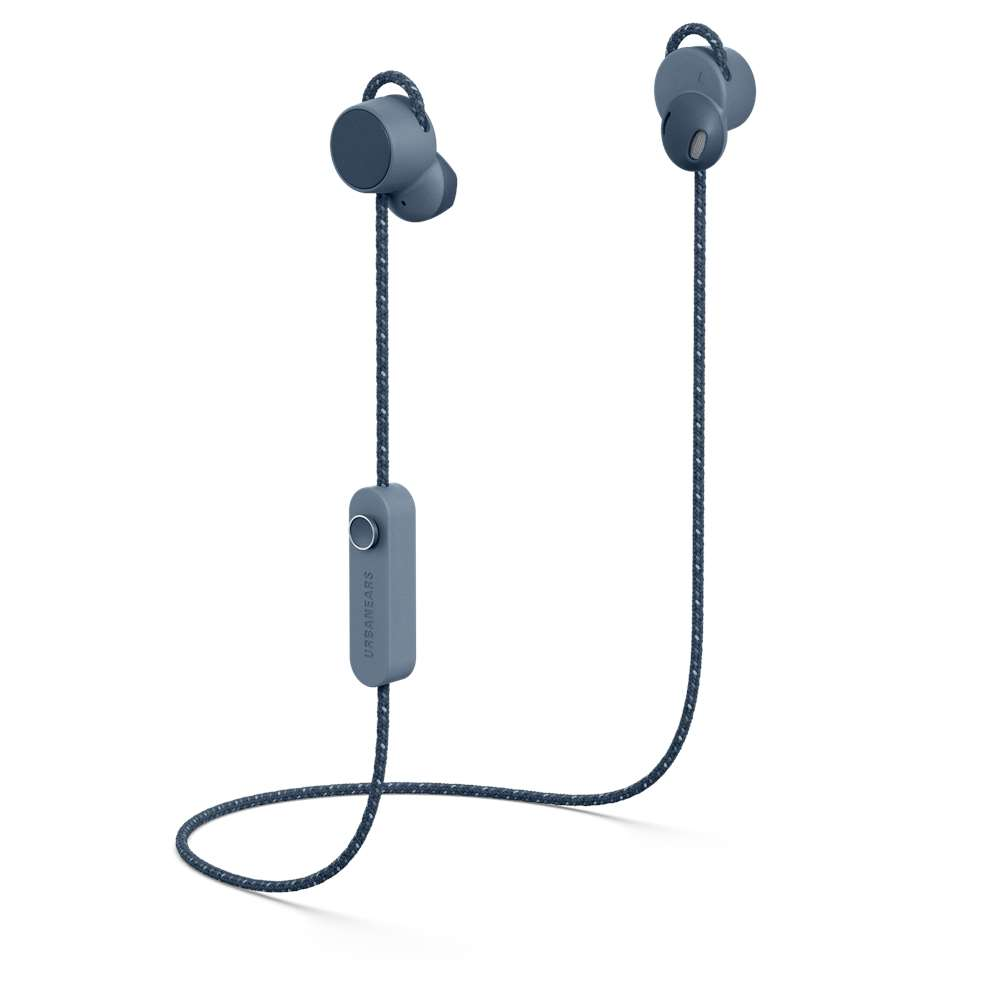 URBANEARS JAKAN 藍牙耳塞式耳機(石板藍)