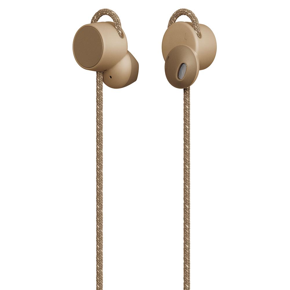 URBANEARS|JAKAN 藍牙耳塞式耳機(杏仁棕)
