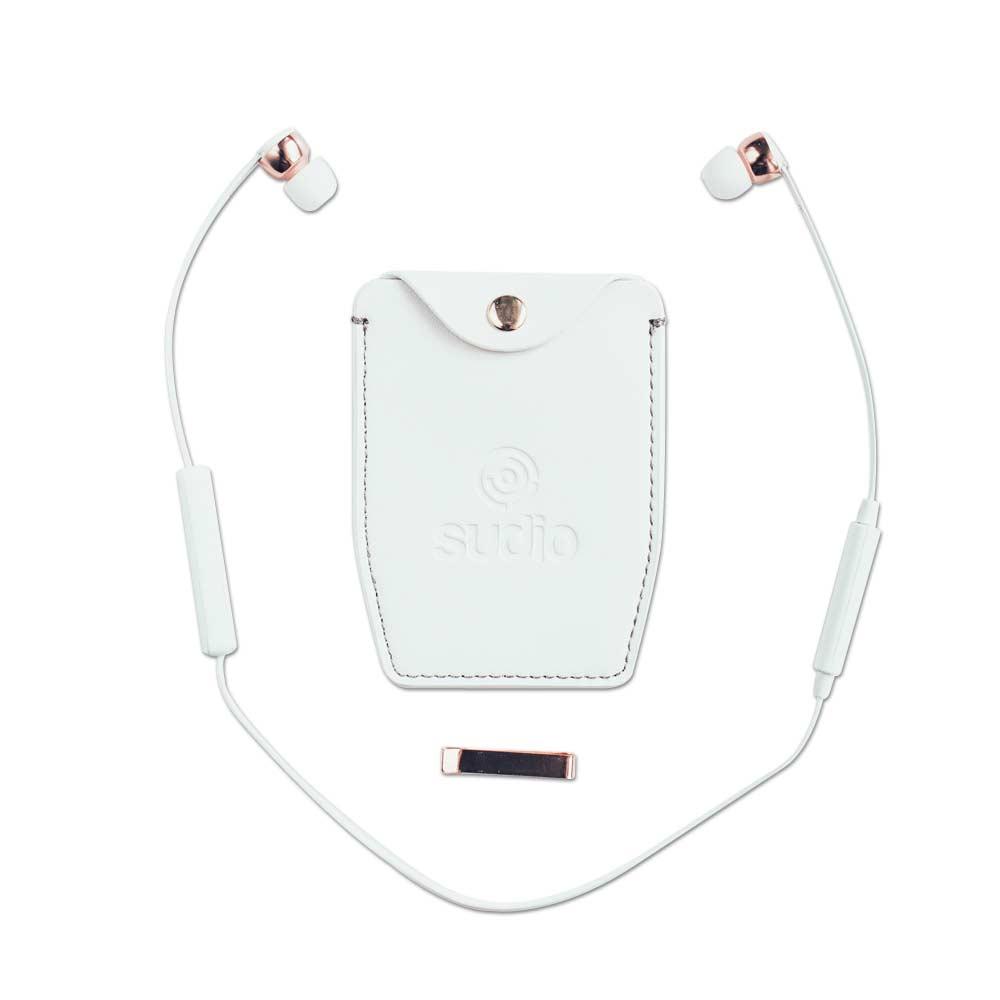 SUDIO|VASA BLA 藍牙耳道式耳機(白)