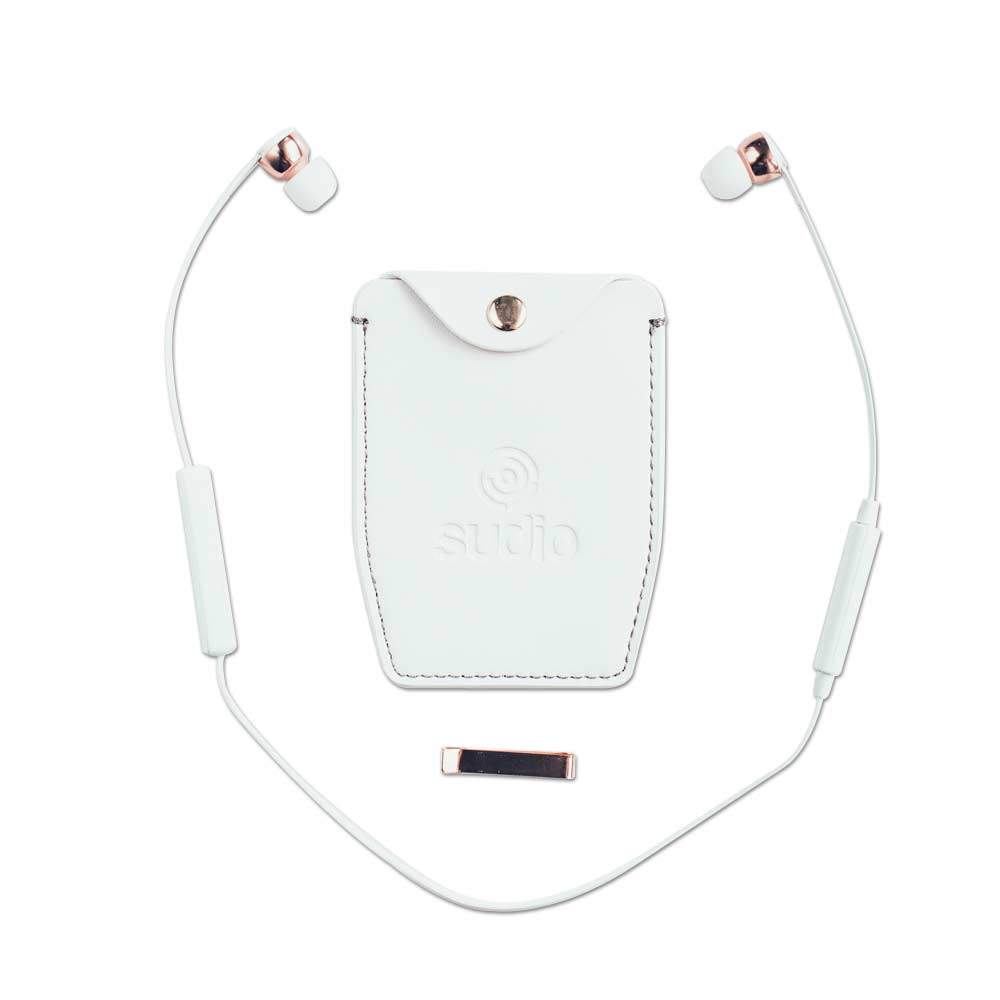 SUDIO VASA BLA 藍牙耳道式耳機(白)