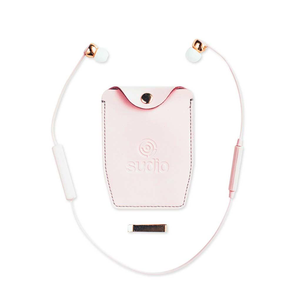SUDIO|VASA BLA 藍牙耳道式耳機(粉紅)