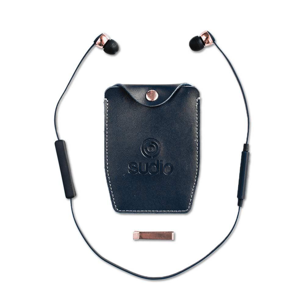 SUDIO|VASA BLA 藍牙耳道式耳機(黑)