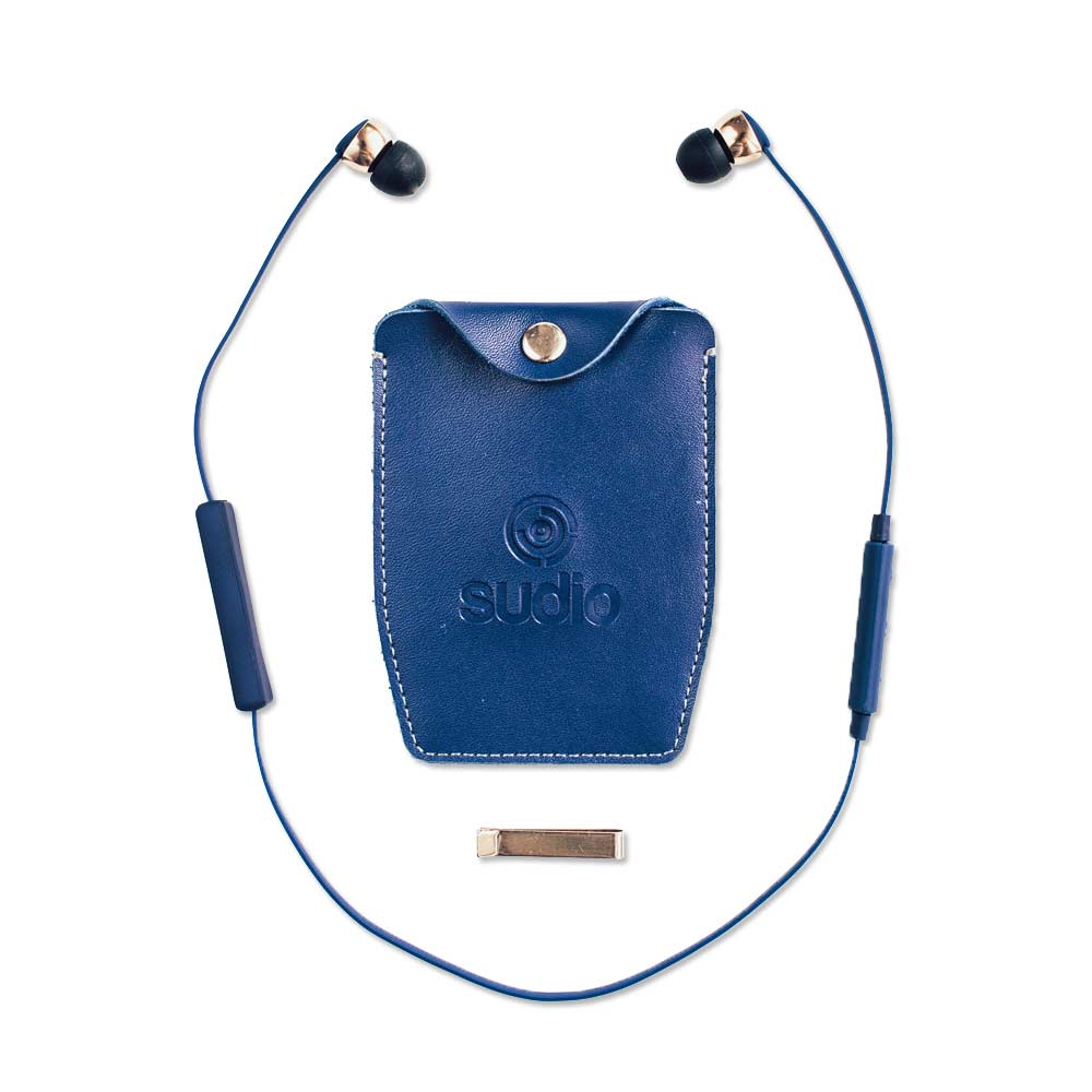SUDIO|VASA BLA 藍牙耳道式耳機(藍)