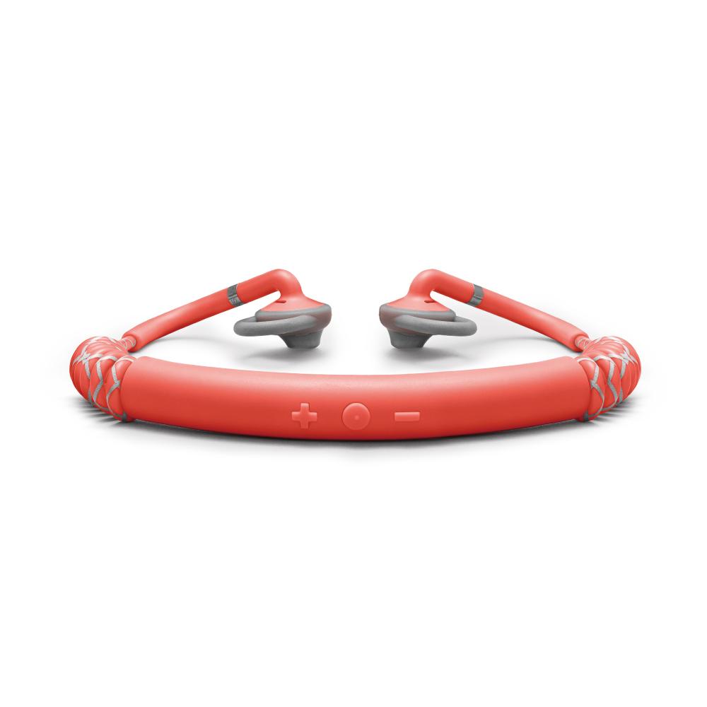 URBANEARS|Stadion 運動款藍牙入耳式耳機(奔騰紅)