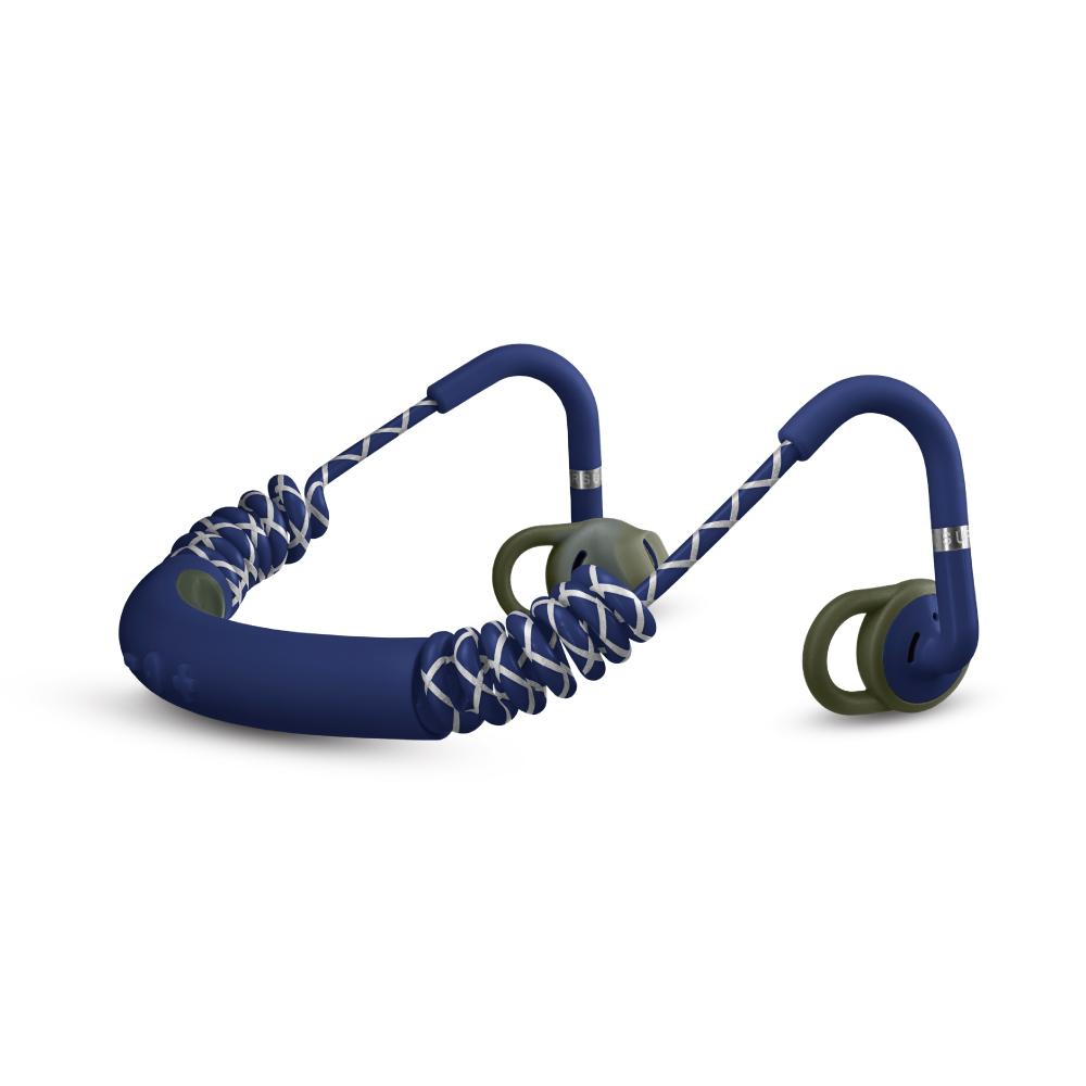 URBANEARS|Stadion 運動款藍牙入耳式耳機(樂遊藍)
