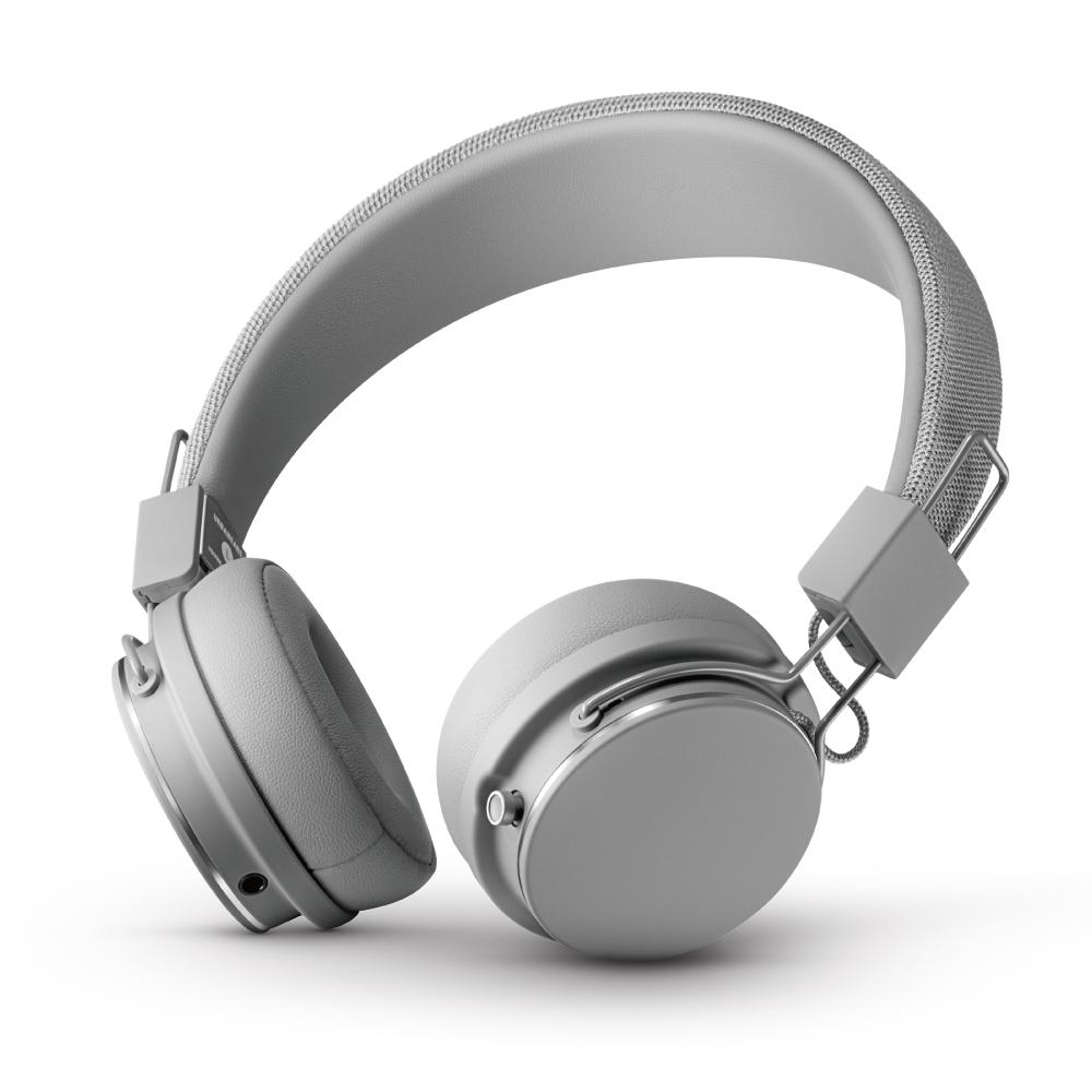 URBANEARS|Plattan II Bluetooth 藍牙耳罩式耳機(深灰)