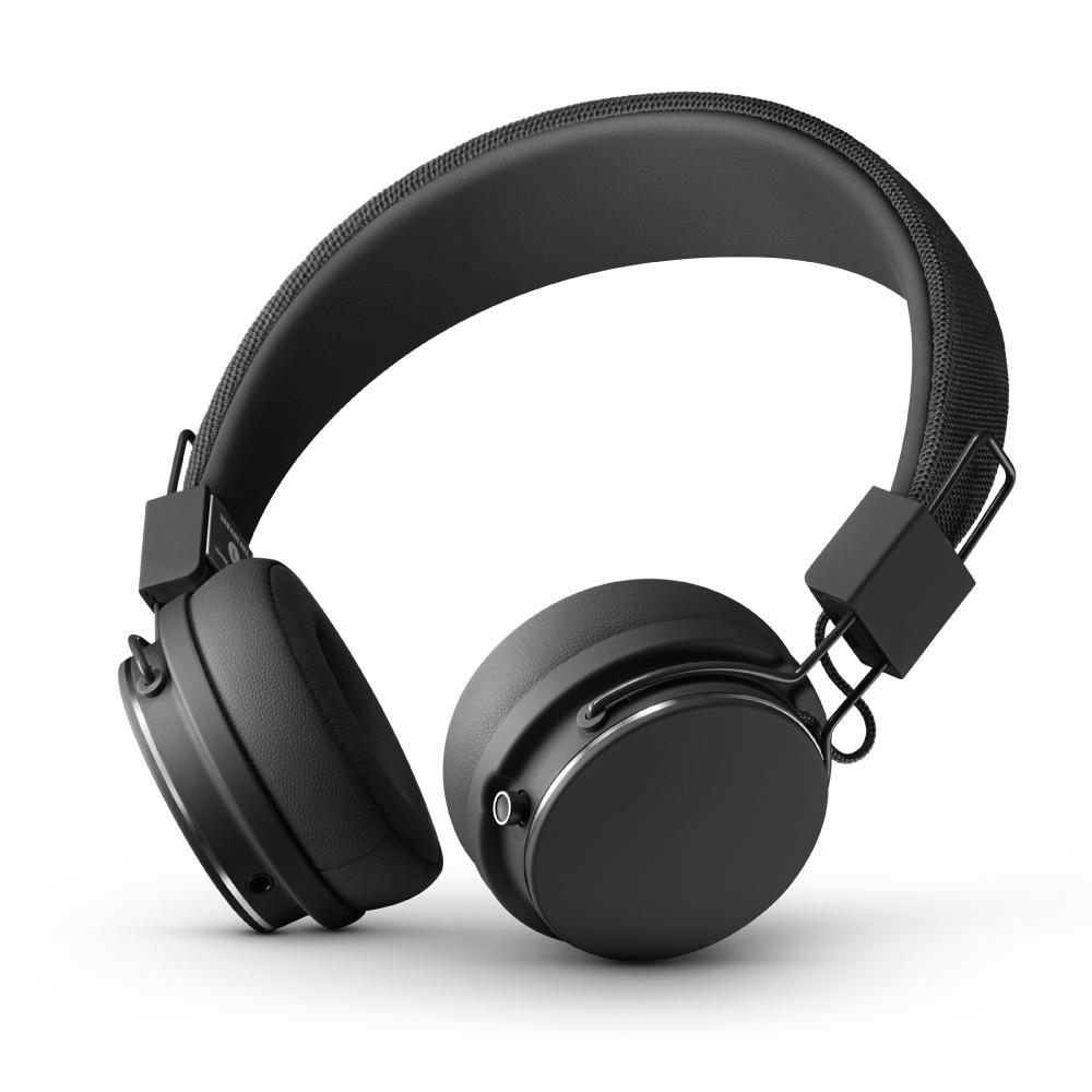 URBANEARS|Plattan II Bluetooth 藍牙耳罩式耳機(精簡黑)