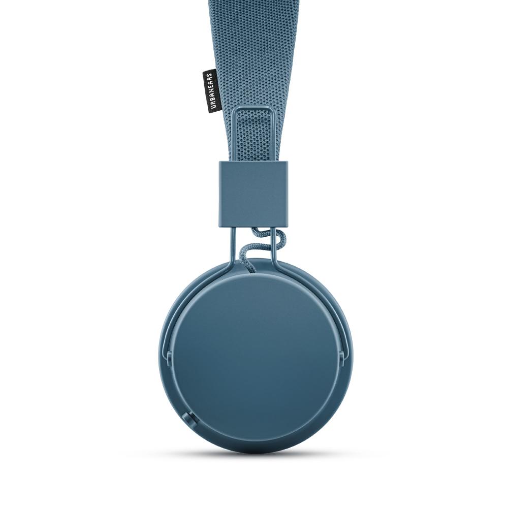 URBANEARS|Plattan II Bluetooth 藍牙耳罩式耳機(湛藍)