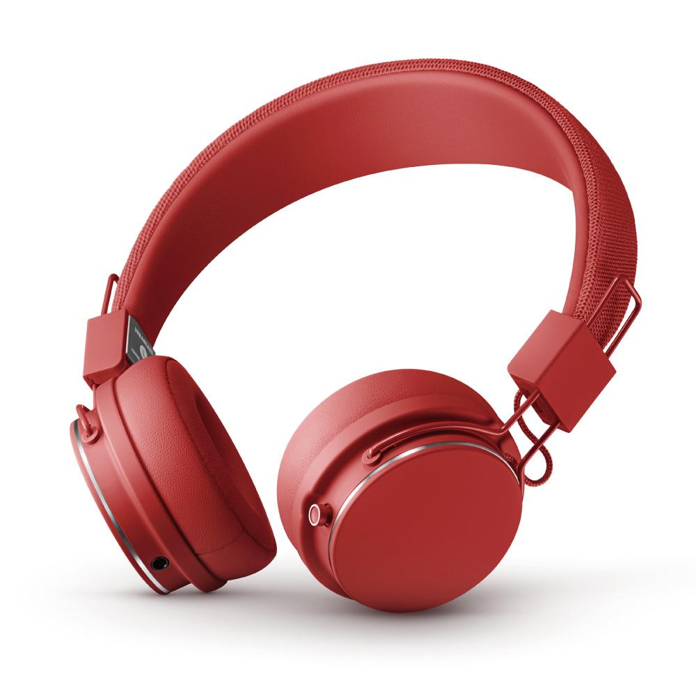 URBANEARS|Plattan II Bluetooth 藍牙耳罩式耳機(番茄紅)
