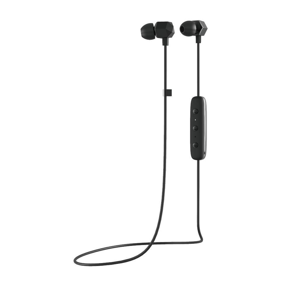 HAPPY PLUGS|Ear Piece 藍牙墜飾耳道式耳機(炫黑)