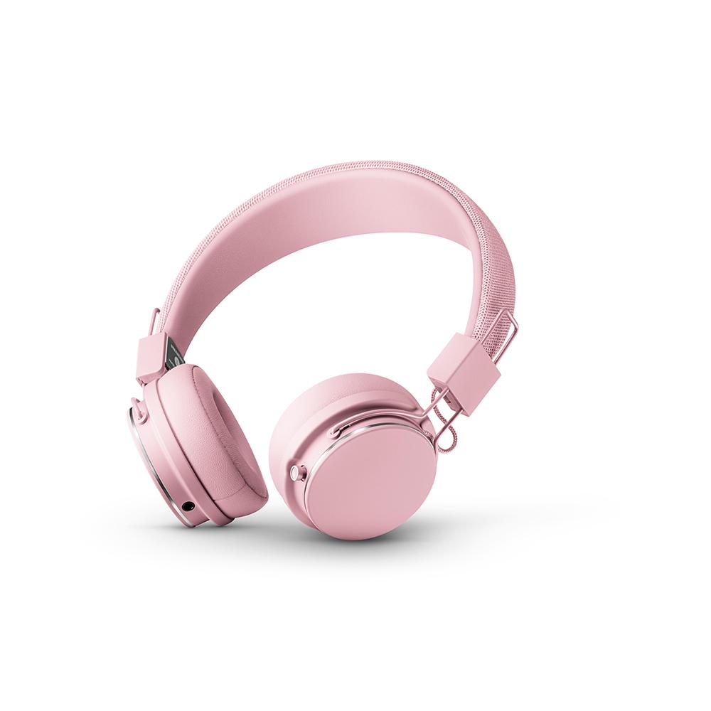 URBANEARS|Plattan II Bluetooth 藍牙耳罩式耳機(雪紡粉)