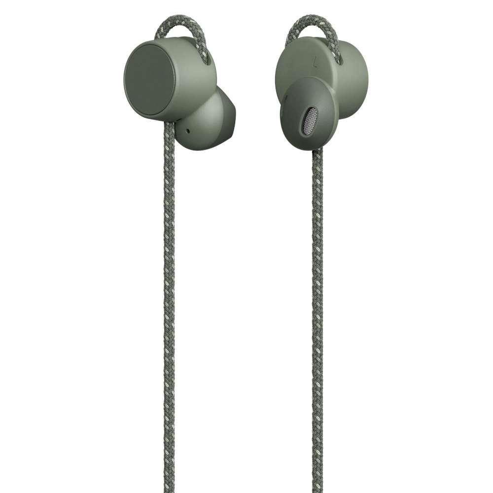 URBANEARS|JAKAN 藍牙耳塞式耳機(農野綠)