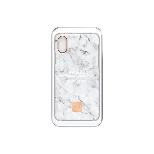 HAPPY PLUGS|iPhone手機殼 大理石系列(大理石白)