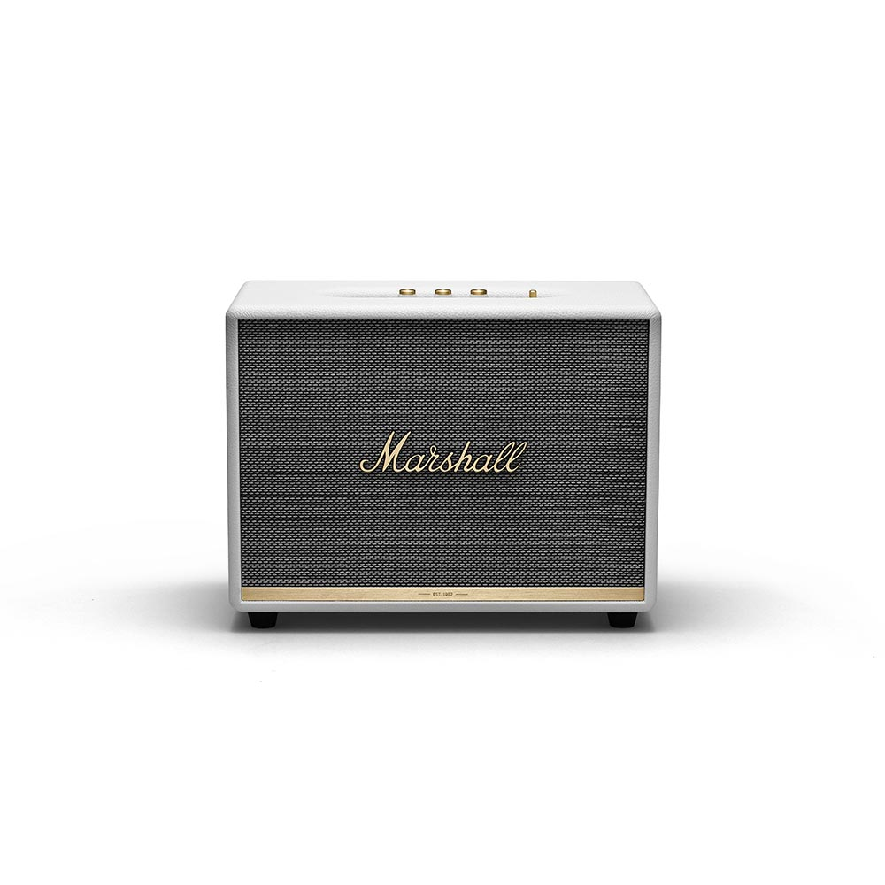 Marshall|Woburn II 藍牙喇叭 - 奶油白