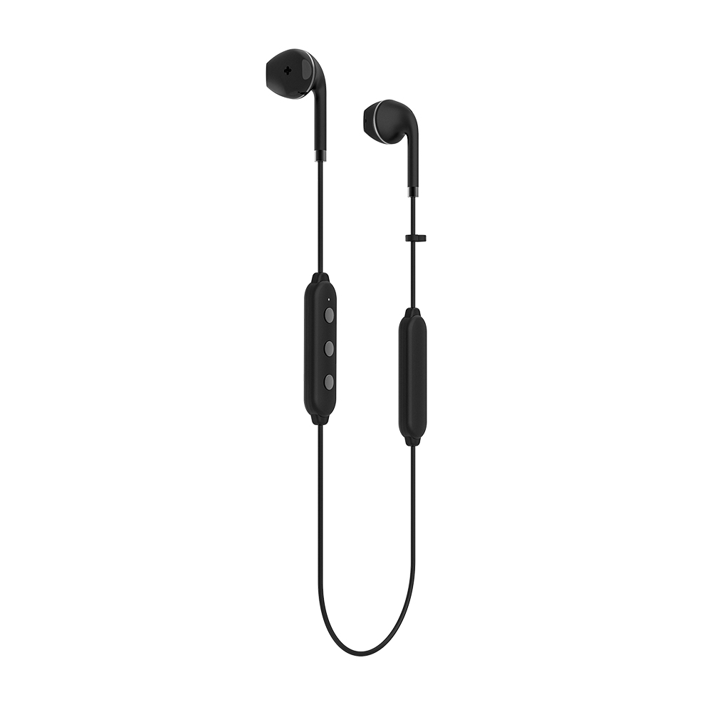 HAPPY PLUGS|Earbud Plus Wireless II 極簡時尚藍牙耳機(極簡黑)