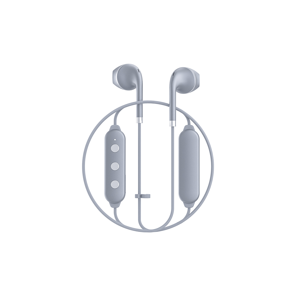 HAPPY PLUGS|Earbud Plus Wireless II 極簡時尚藍牙耳機(太空灰)