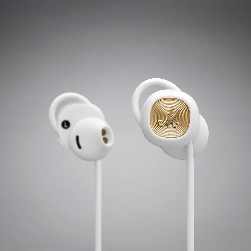 Marshall Minor II Bluetooth 藍牙耳塞式耳機(白色)