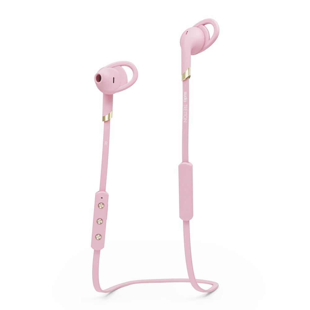 SUDIO Tretton 藍牙耳塞式運動耳機(粉色)