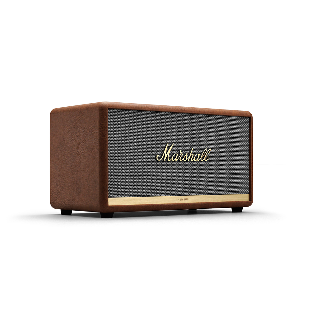 Marshall Stanmore II 藍牙喇叭 - 復古棕