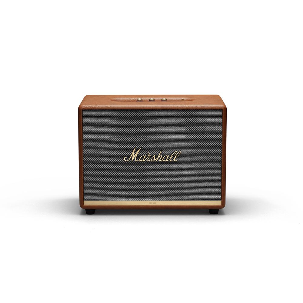 Marshall|Woburn II 藍牙喇叭 - 復古棕