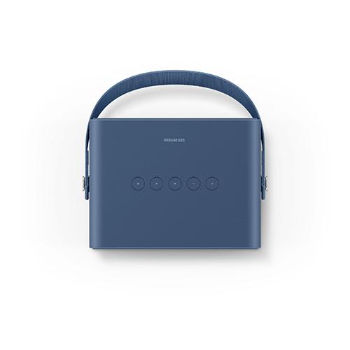 URBANEARS|Ralis 攜帶式藍牙喇叭(石板藍)